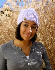 Lilac Waves Hat by Whit
