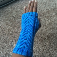 Wish Fingerless Gloves by Whit