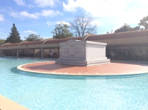Tombs of Martin and Coretta King