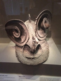 Mask from Papau New Guinea
