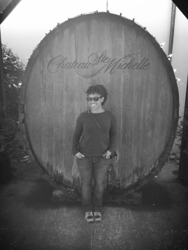 Visiting Chateau Ste. Michelle Winery