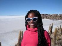 Me on Fish Island