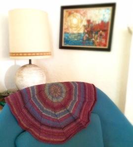 Pinwheel Blanket