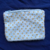 Beaded Pouch by Whit